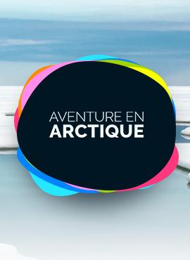 Aventure en Arctique