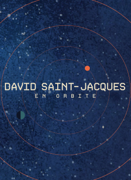 David Saint-Jacques en orbite