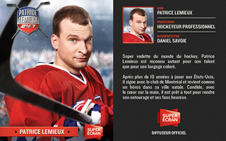 Carte Hockey PL247